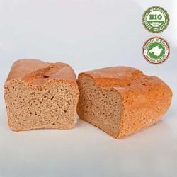 Rogge- en Speltbrood (ongeveer 1kg)