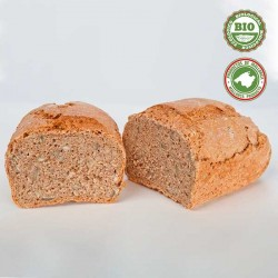 Whole grain Xeixa bread with seeds (approx 1kg)