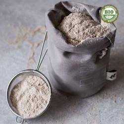 Whole wheat kamut flour (500gr)