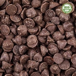 Pepitas de chocolate negro (200gr)