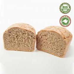 Volkoren roggebrood (ongeveer 1kg)