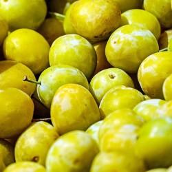 Ciruelas Amarilla (1Kg)