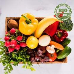 Boîte De Légumes Bio