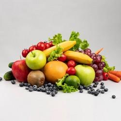 Traditionele fruit box