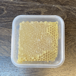 Panal de miel azahar 250/350gr