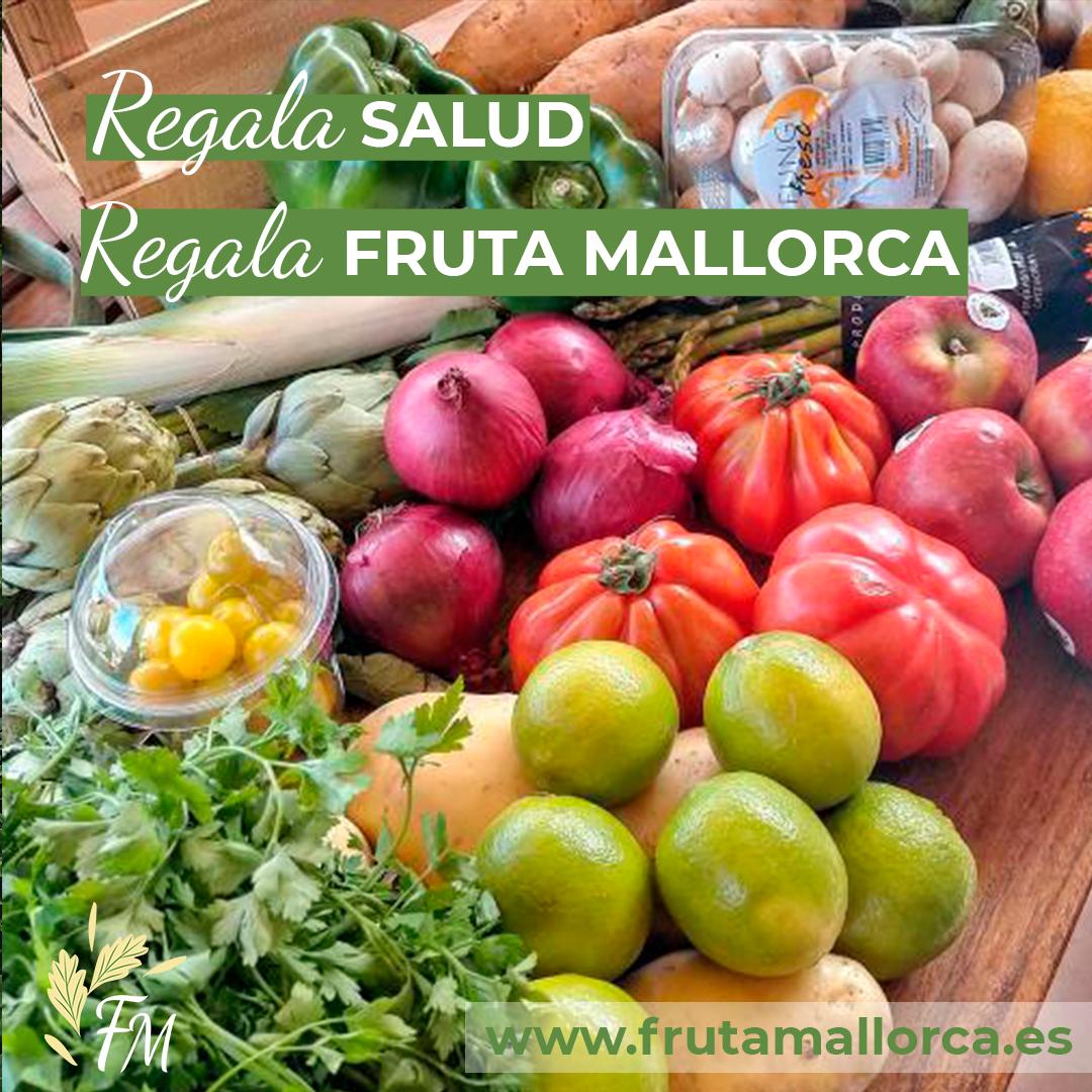 Cajas frutas y verduras
